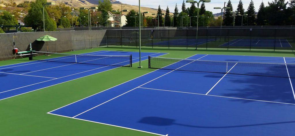Tennis Court Resurfacing For Beginners